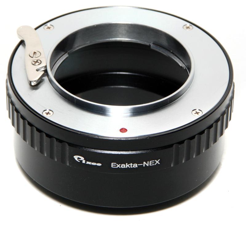 Adapter x montare ottiche Contax Yashica su corpi Sony E Mount Nex-Alpha NEX.