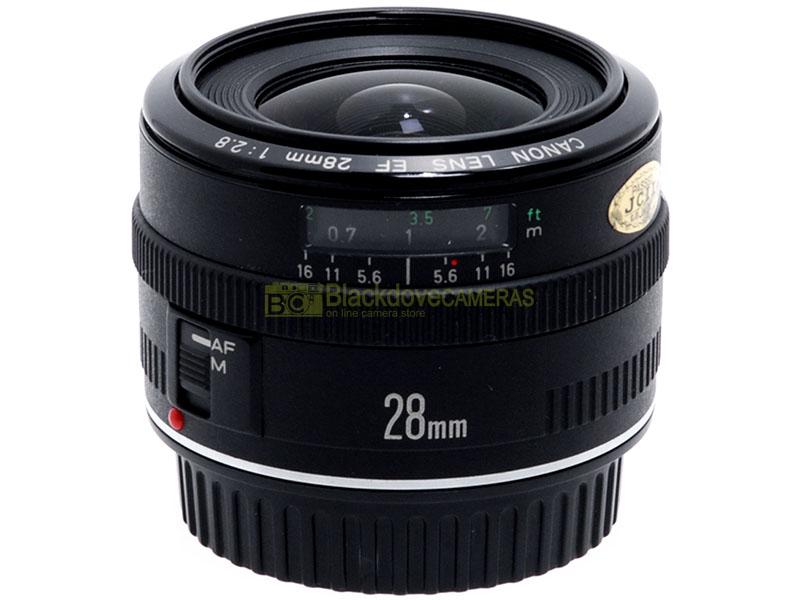 Obiettivo Canon EF 28mm. f2,8