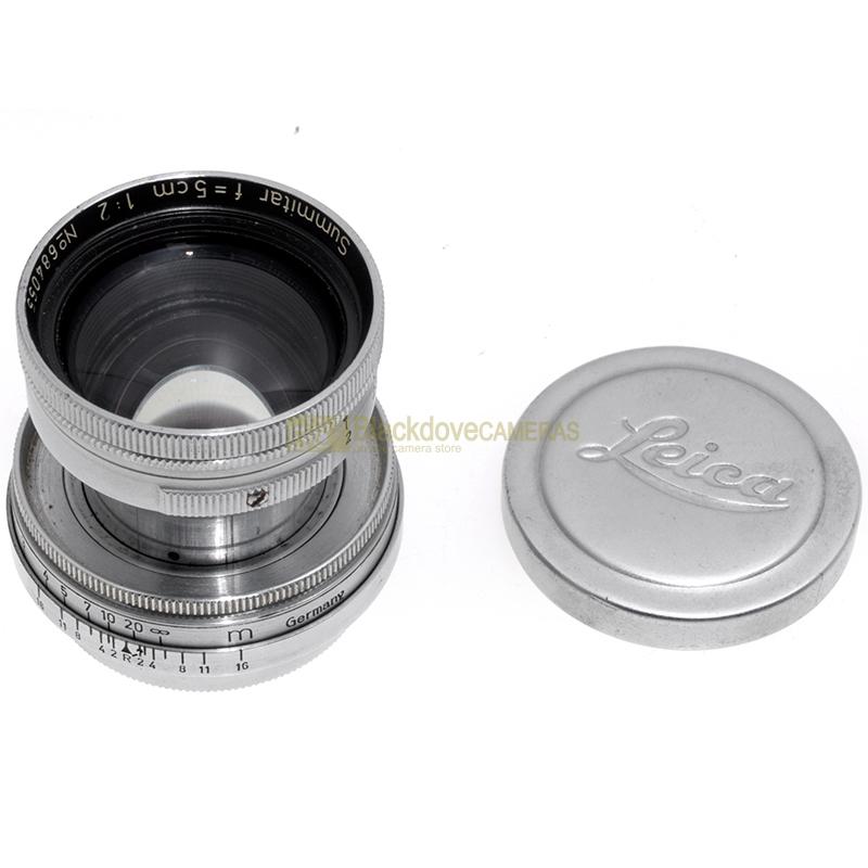 Leica Summitar 5cm f2 M39