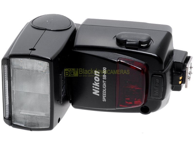 how to cancel pre flashes with nikon sb 800 speedlight