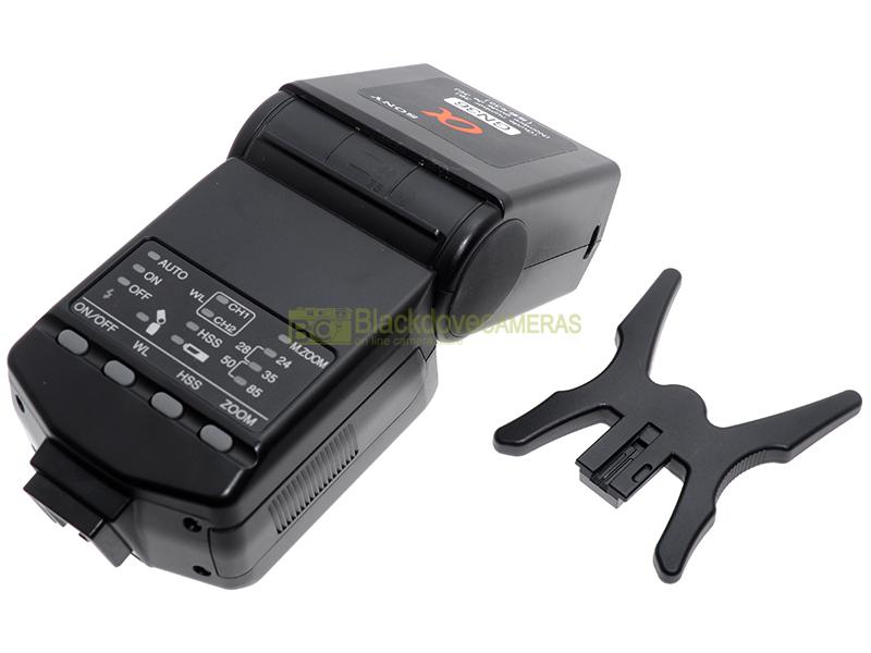 Sony Flash HVL-36 TTL per fotocamere digitali Sony Alpha A-Mount e Minolta AF