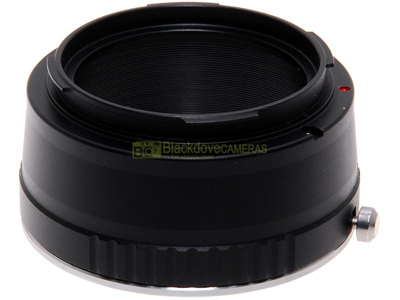 Adapter per obiettivi Leica R su fotocamere digitali Leica T TL SL CL e Panasonic L.
