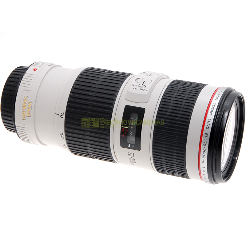 Canon EF 70-200 mm f4 L IS USM