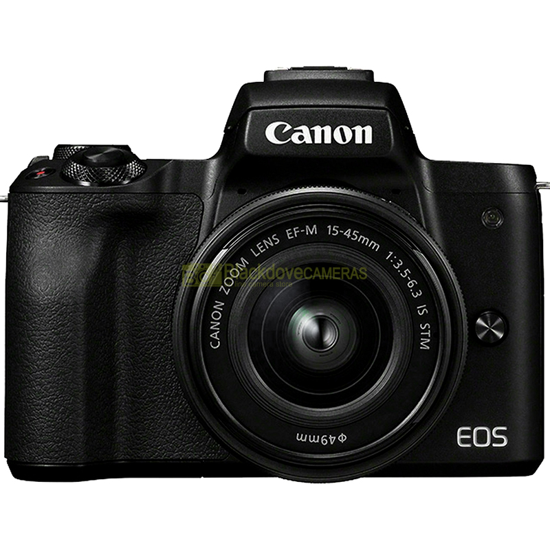 Canon EOS M50 Body Black + Box
