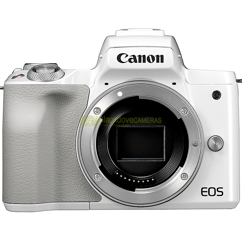 Canon EOS M50 Body White + Box