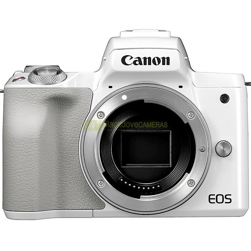 Canon EOS M50 Body White + Box
