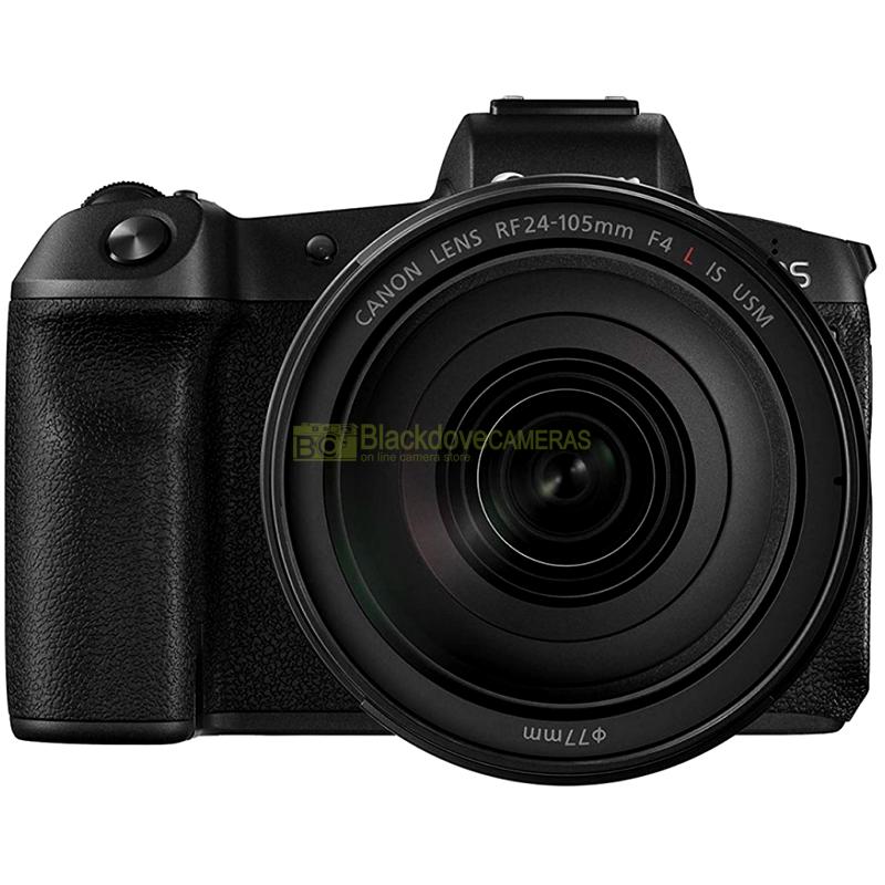 Canon EOS R + RF 24-105 f/4L IS USM