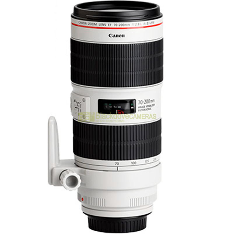 Canon EF 70-200mm f/2.8L III IS USM (NEW)