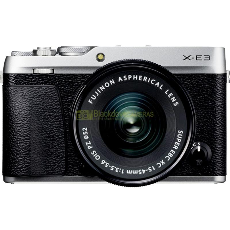 Fujifilm X-E3 + 15-45 Silver