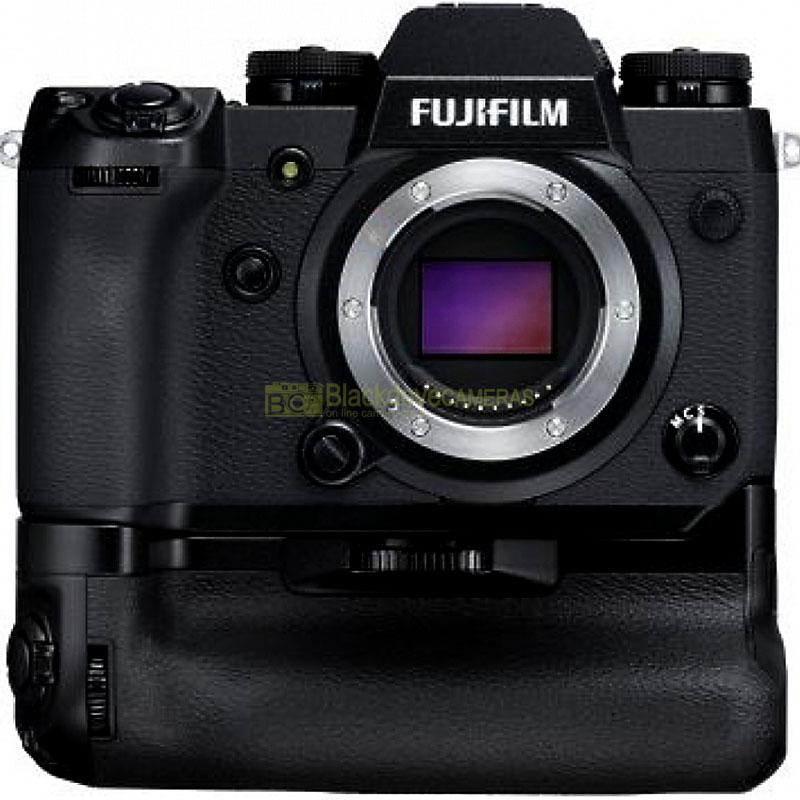 Fujifilm X-H1 Body Black with Grip