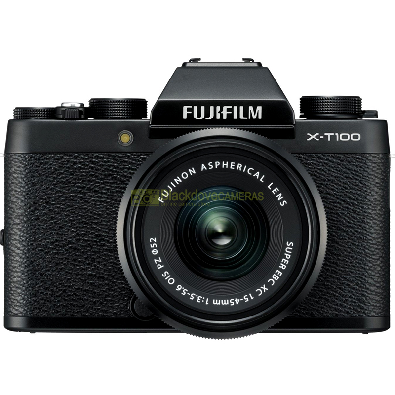 Fujifilm X-T20 + 15-45 Black