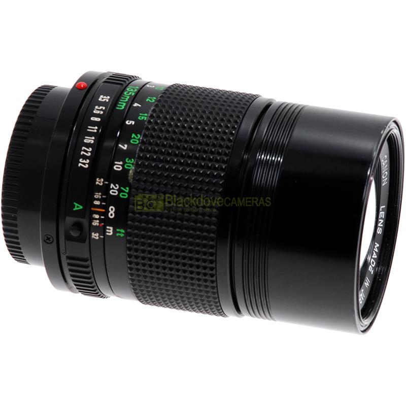 Canon FD 135mm f3,5