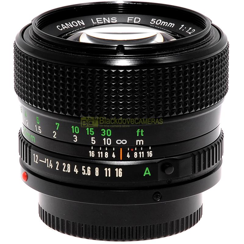Canon FD 50mm f1,2