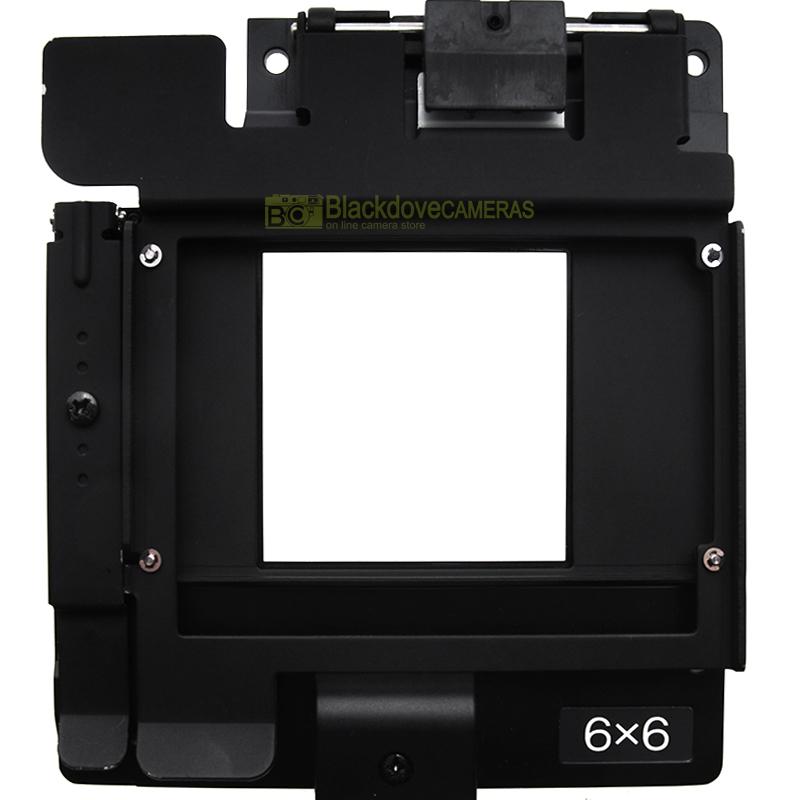 Fujifilm N Mask 6x6 FM. Maschera 6 x 6 Fuji FMC. 899C21355B10A