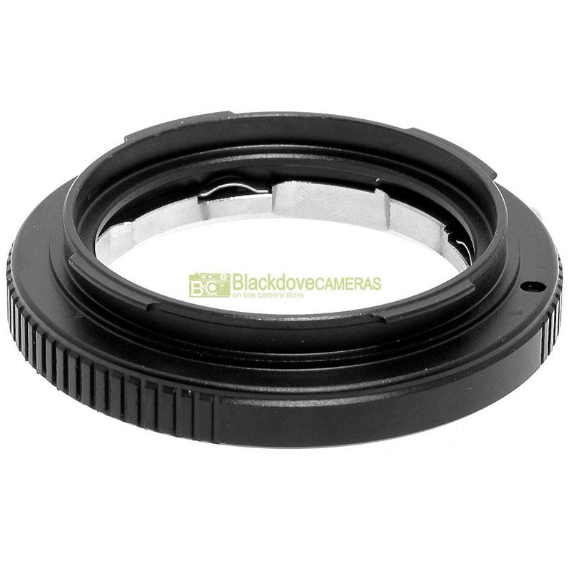 Adattatore per obiettivi Leica M su fotocamere digitali Leica T TL SL CL. Adapter.