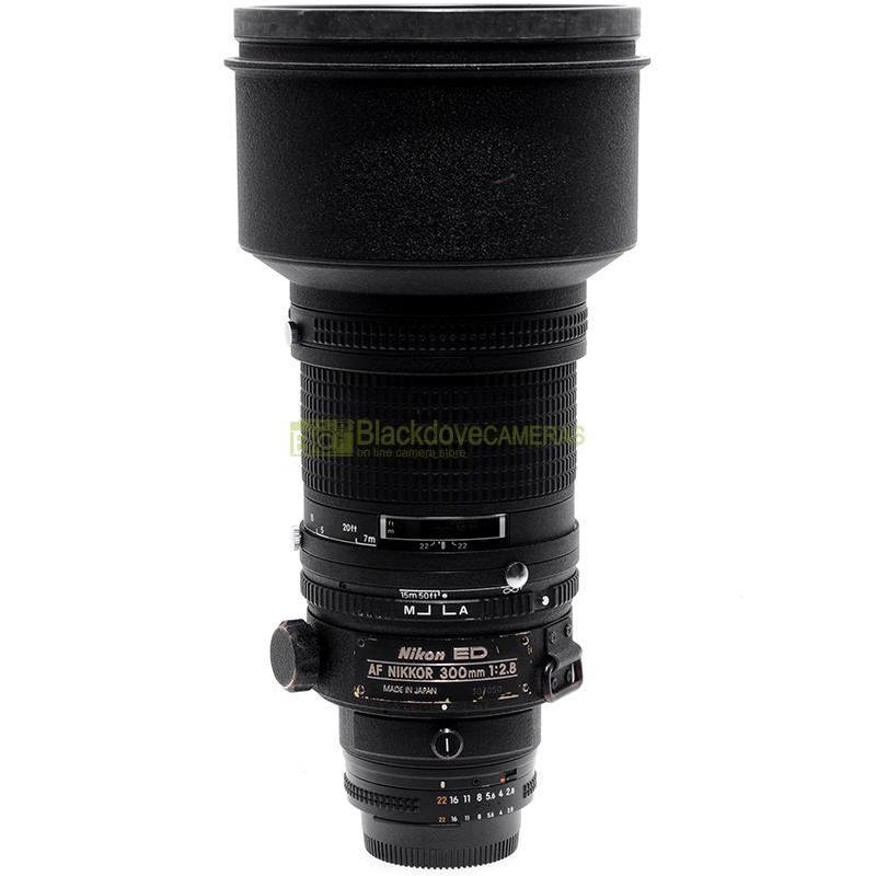 Nikon AF Nikkor 300mm. f2,8 ED Tele obiettivo Full Frame per fotocamere DX e FX