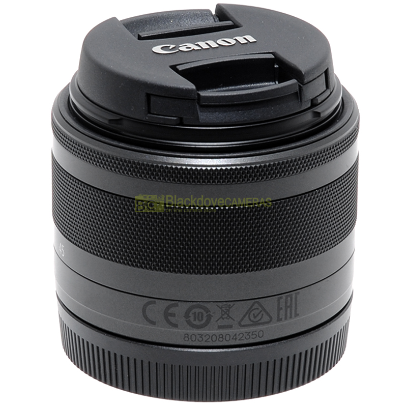 Canon EF-M 15-45 mm f3,5-6,3 IS STM MILC