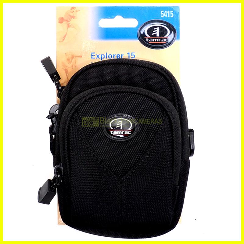 Tamrac Explorer 15 custodia per fotocamere digitali compatte. Camera Case.</p> <div vocab=