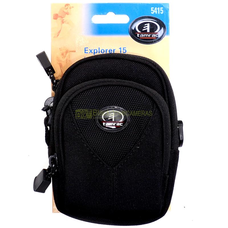 Tamrac Explorer 15 custodia per fotocamere digitali compatte. Camera Case.