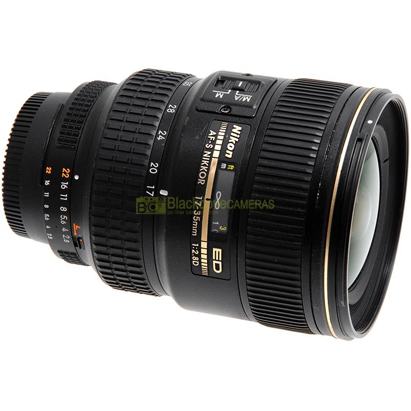Obiettivo Nikon AF-S Nikkor 17/35 mm. f2,8 D ED