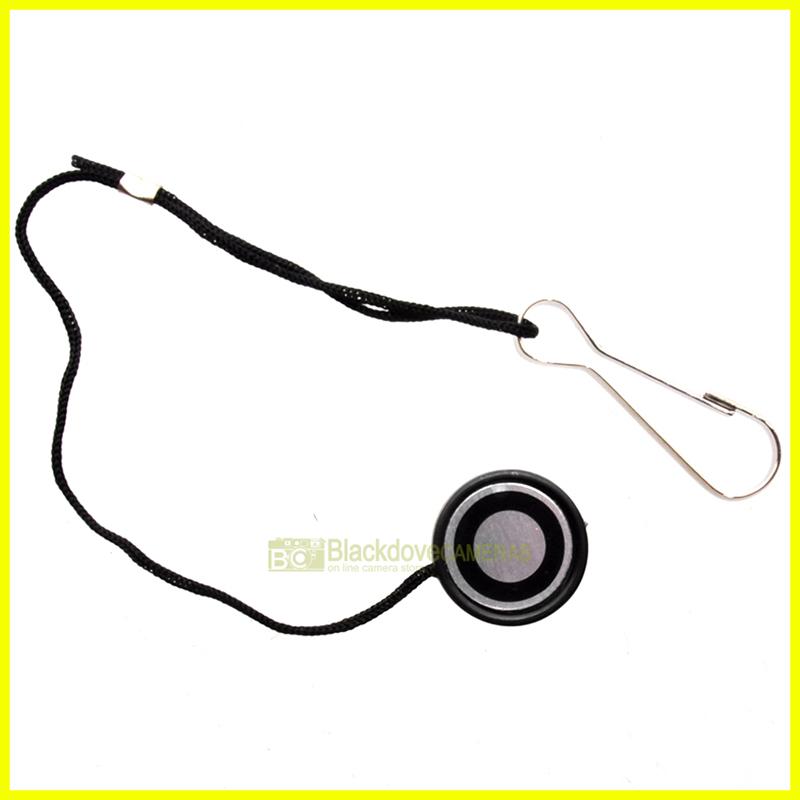 Hama lens cap holder Laccio adesivo per tappo obiettivo Cordino anti smarrimento