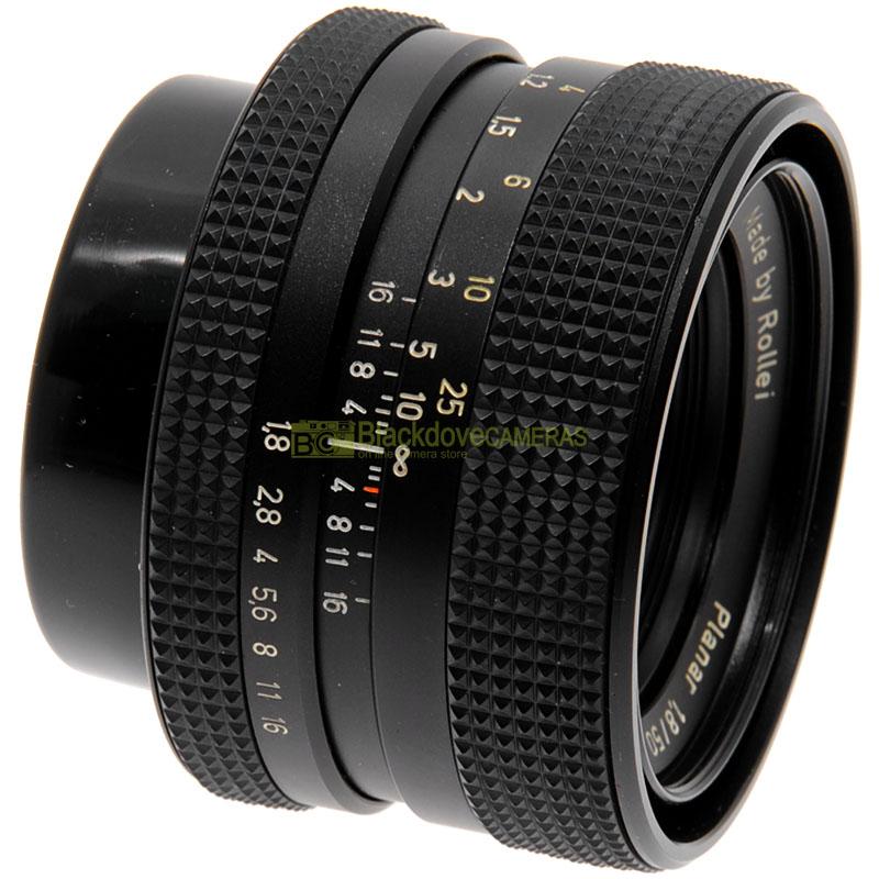 Obiettivo Rollei HFT Planar 50 mm f1,8
