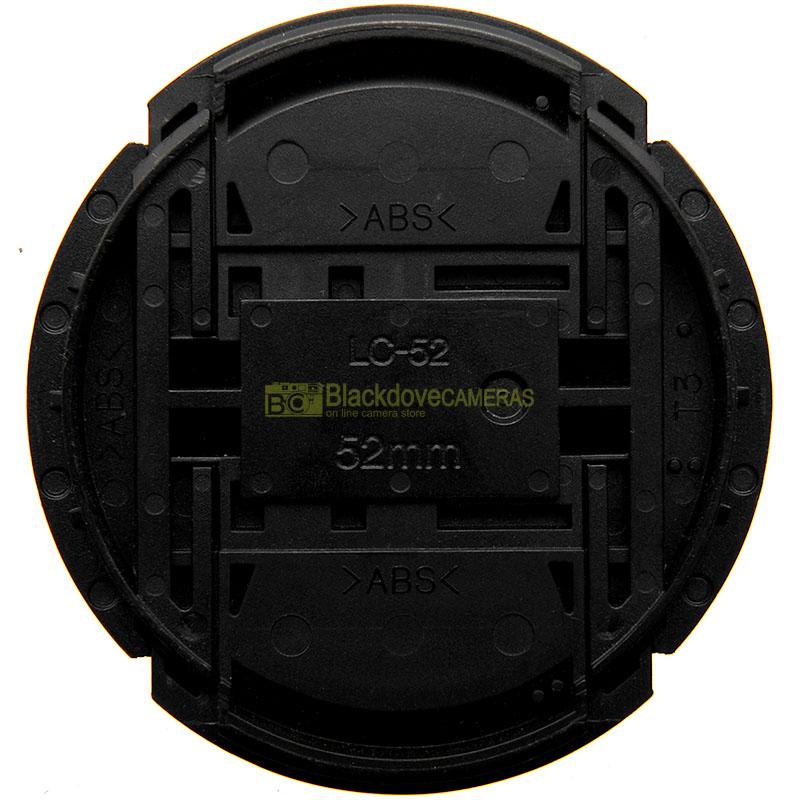 Nikon LC-52 tappo copriobiettivo anteriore 52mm