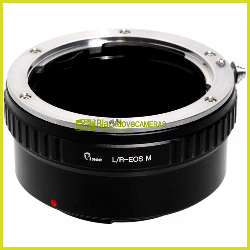 Anello adapter per Obiettivi Leica R su fotocamere Canon EOS Adattatore EF.