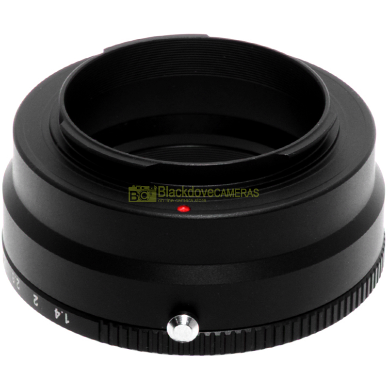 Adapter per obiettivi Contarex CRX su fotocamere digitali Sony E Mount Nex-Alpha
