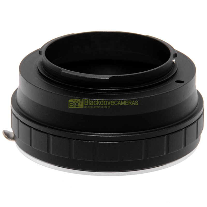 Adapter per obiettivi Minolta AF A-mount su fotocamere Sony E Mount Nex-Alpha