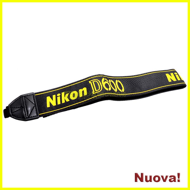 Nikon AN-D8 strap for D600