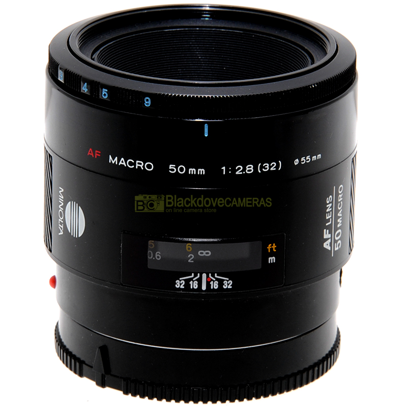 Minolta AF 50mm f2,8 Macro 1:1