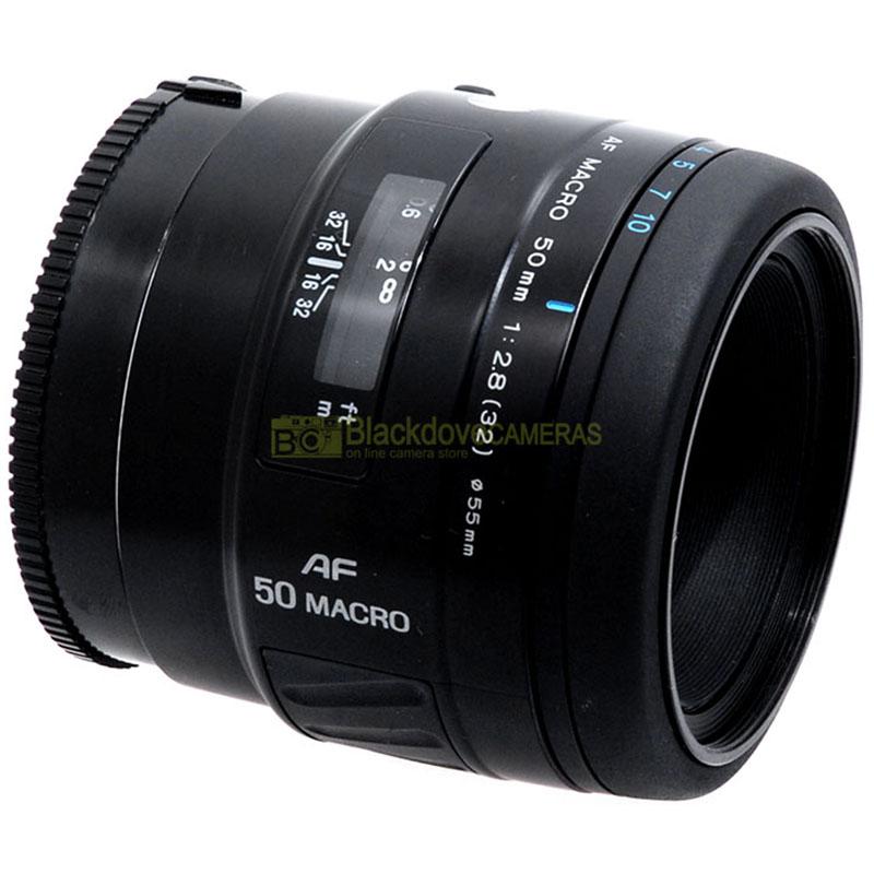 Minolta AF 50mm f2,8 Macro 1:1New
