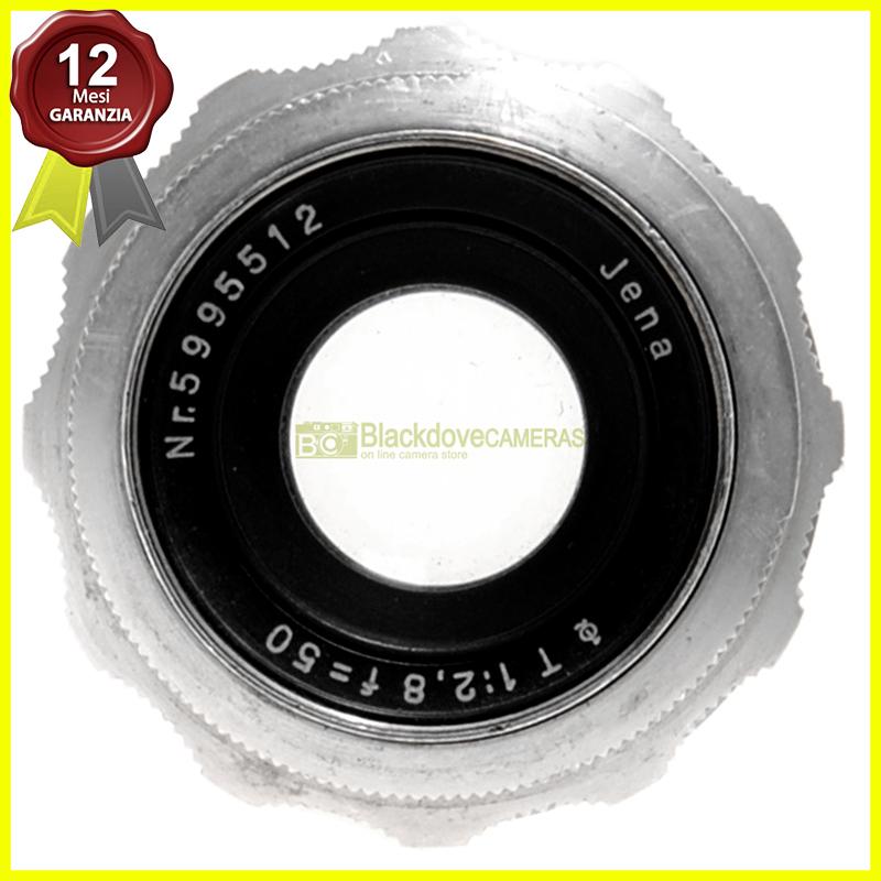 Carl Zeiss Jena Tessar 50mm f2,8