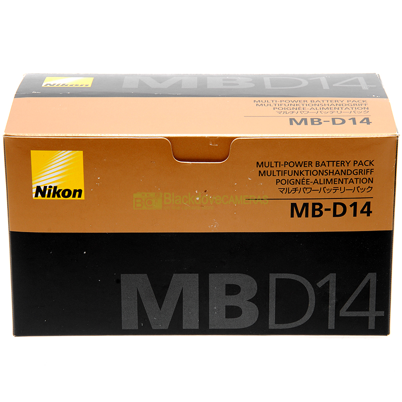 Impugnatura verticale MB-D14
