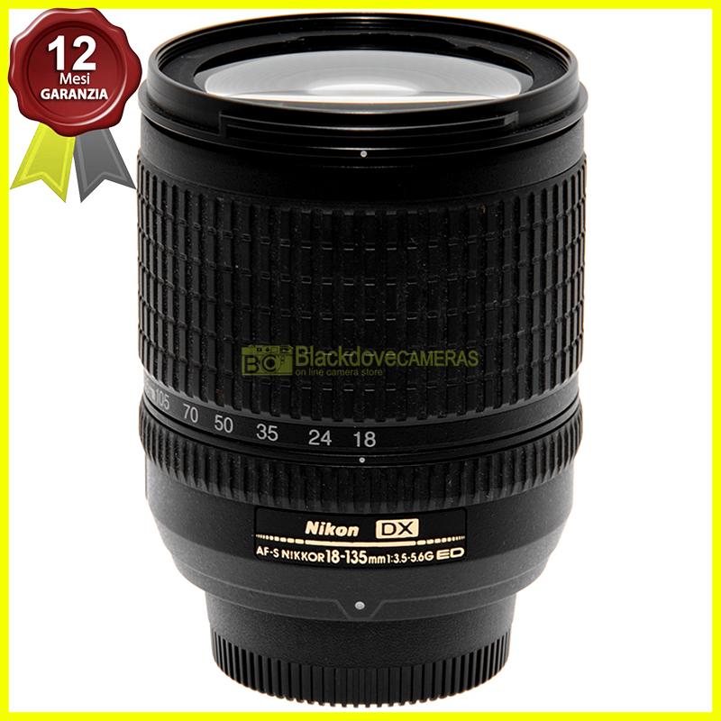 Nikon AF-S Nikkor 18/135mm f3,5-5,6 G ED DX