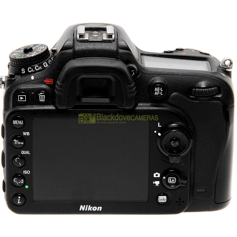 Nikon D7200 fotocamera reflex digitale APS-C