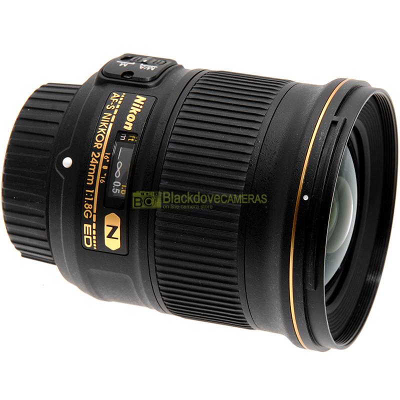 Nikon AF-S Nikkor 24 mm f1,8 G