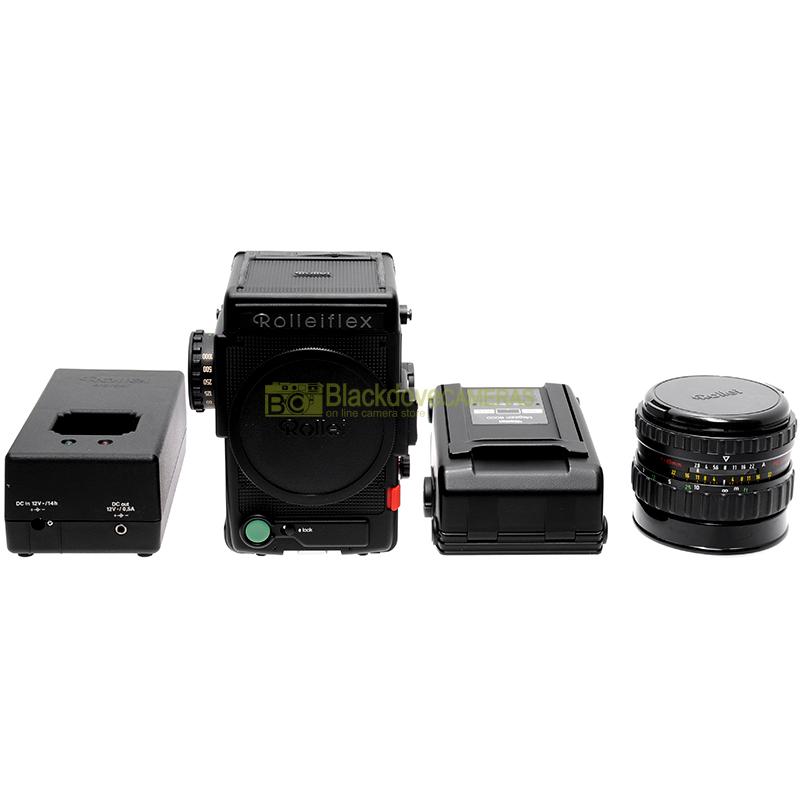 Rollei Rolleiflex 6001 Professional con Zeiss Planar 80mm f2,8