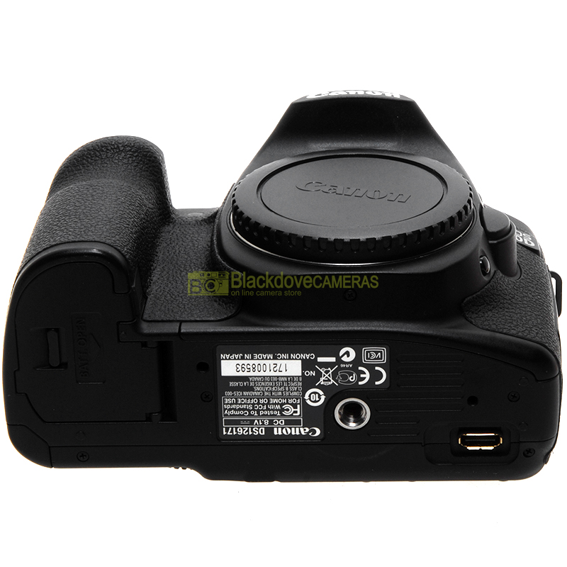 Fotocamera digitale reflex Canon EOS 40D