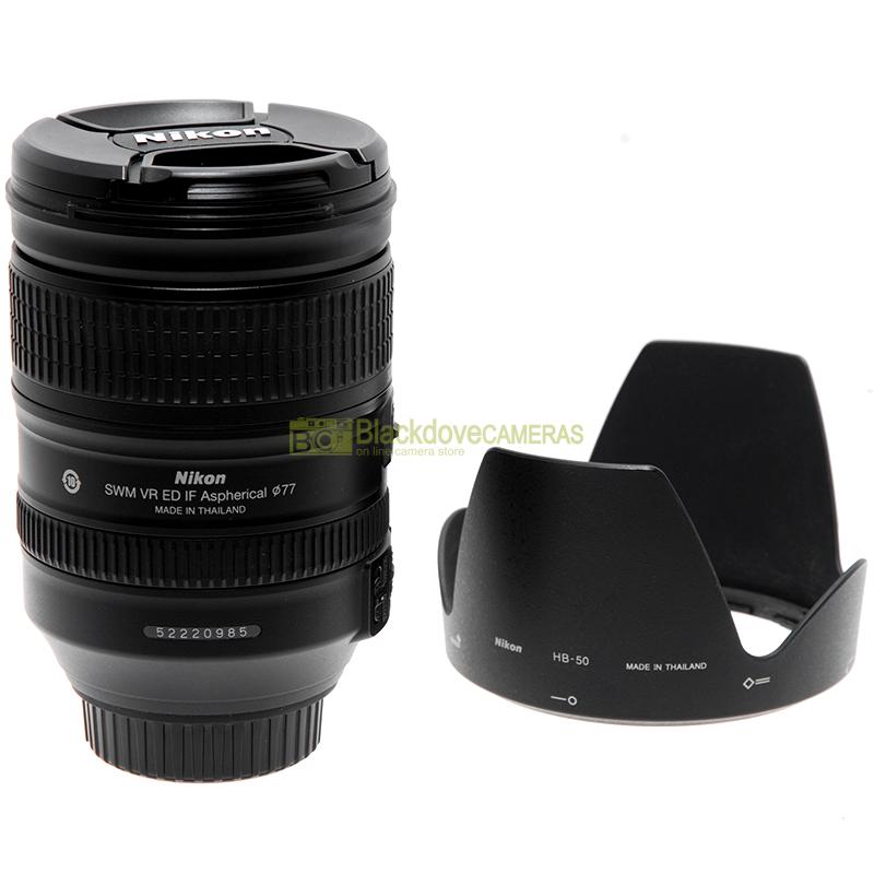 Obiettivo Nikon AF-S Nikkor 28/300 mm f3,5-5,6 G ED VR