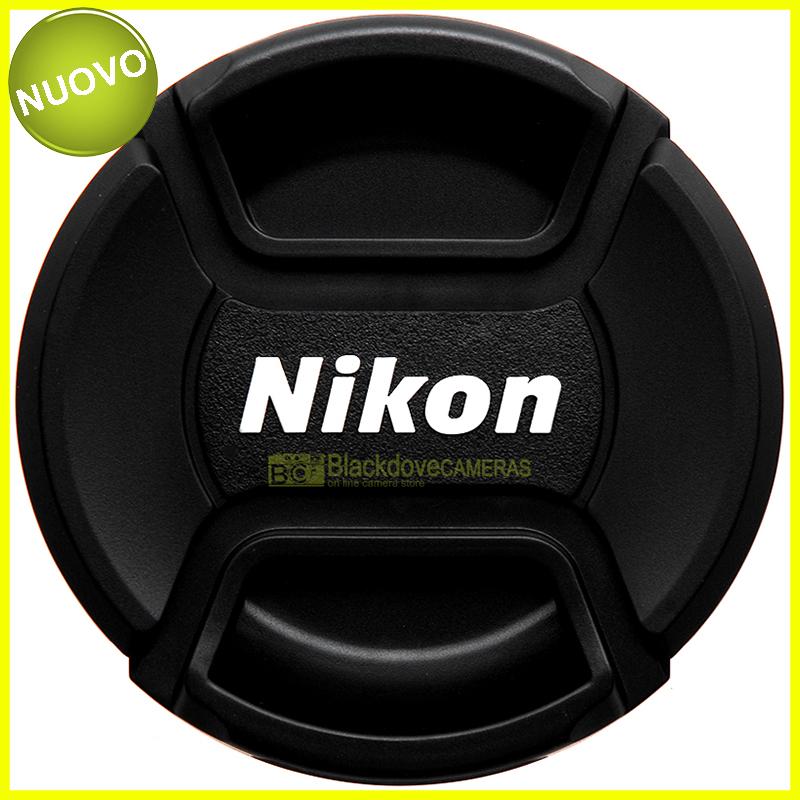 Nikon LC-67 tappo copriobiettivo anteriore 67mm ORIGINALE. LC67 front lens cover