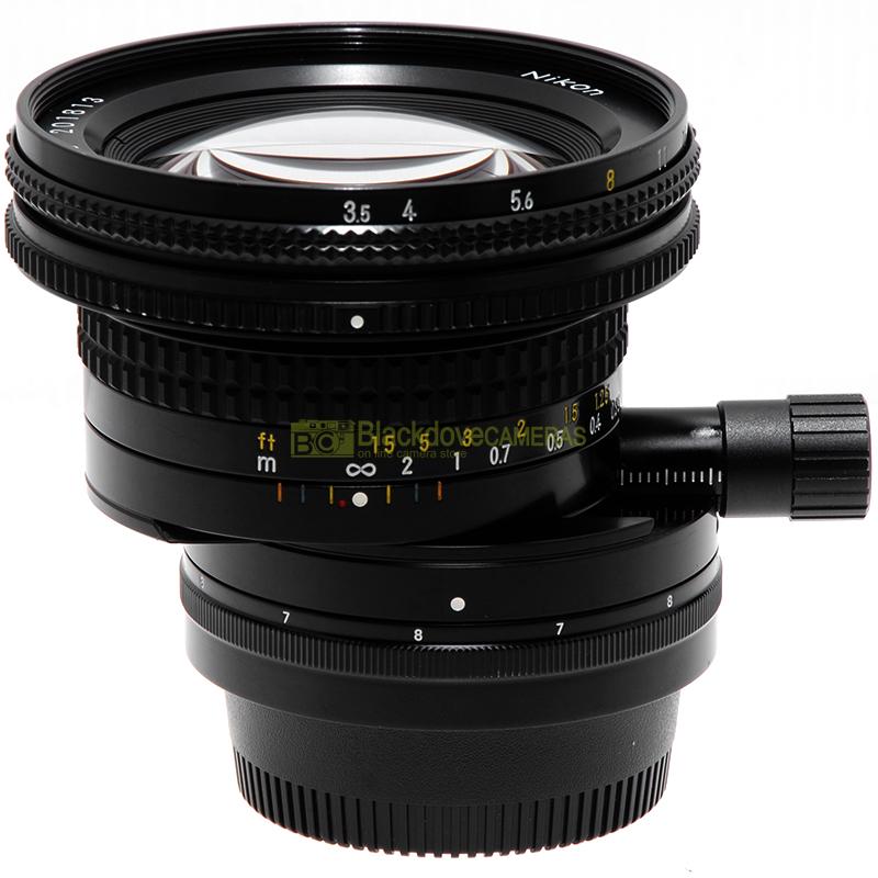 Nikon Reflex Nikkor C 500mm. f8 con paraluce originale utilizzabile su digitali