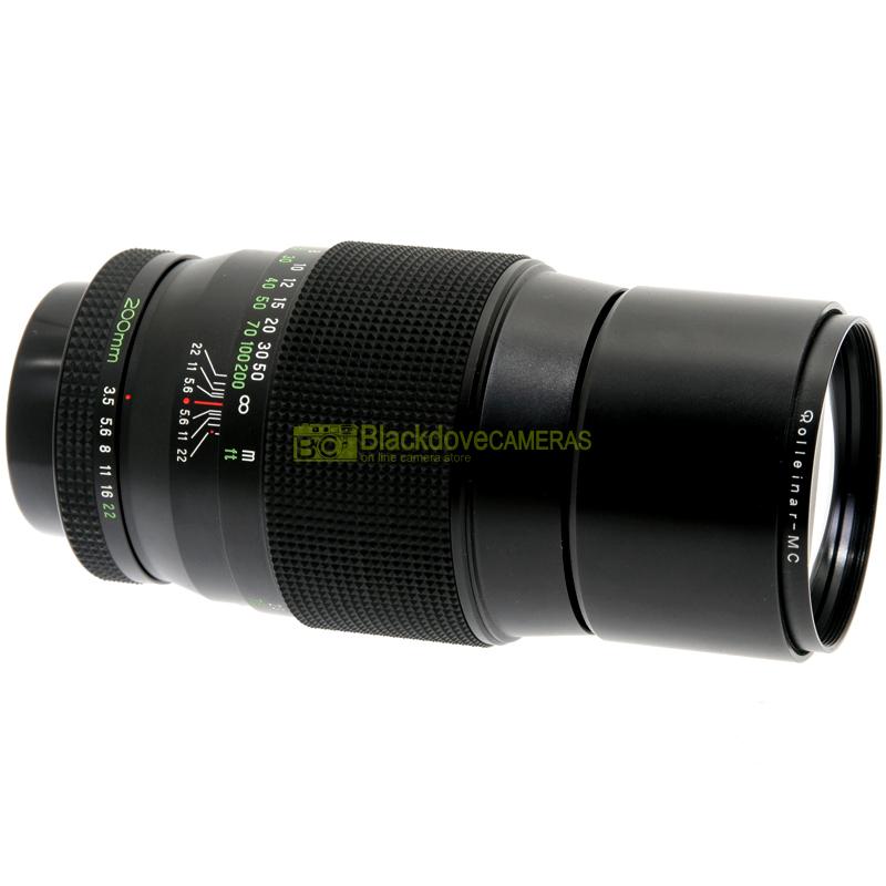 Rollei Rolleinar 200mm f3,5 MC