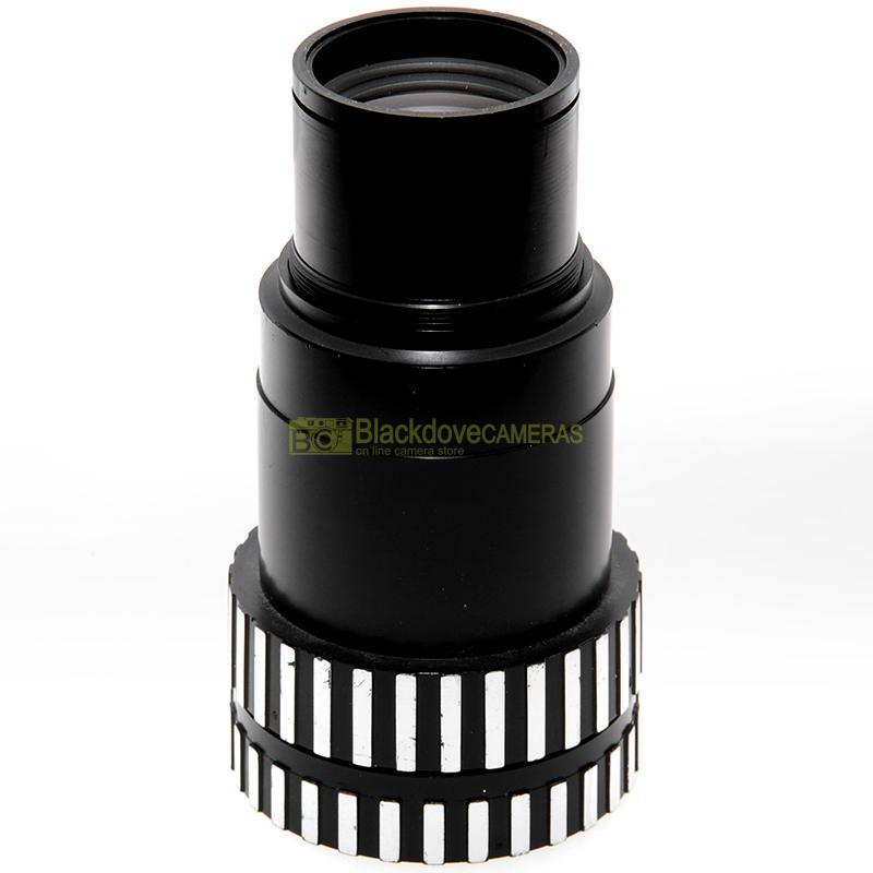 Obiettivo per proiettori diapositive Will Wetzlar Zoom Maginon 85/150mm.