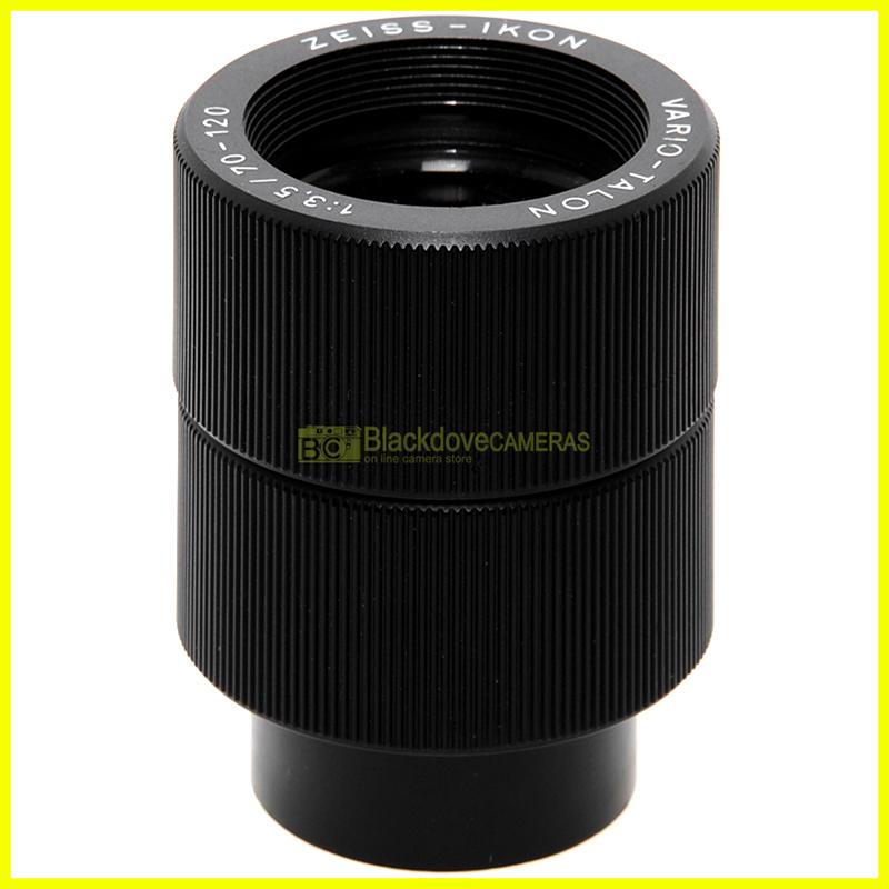 Obiettivo per proiettori diapositive Zeiss Ikon Vario-Talon 70/120mm f3,5