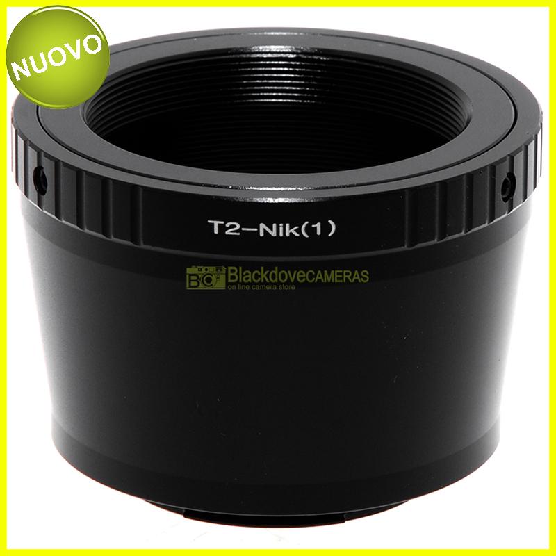 Adattatore per obiettivi Tamron Adaptall su fotocamere Nikon 1