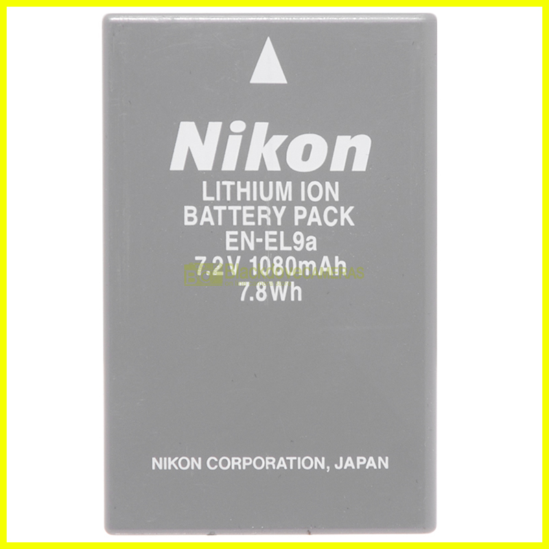Batteria Nikon EN-EL9a