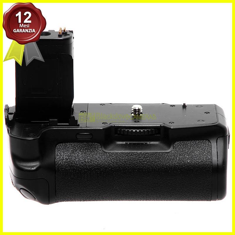 Impugnatura verticale compatibile, tipo BG-E3 per Canon EOS 350D e 400D. Grip.