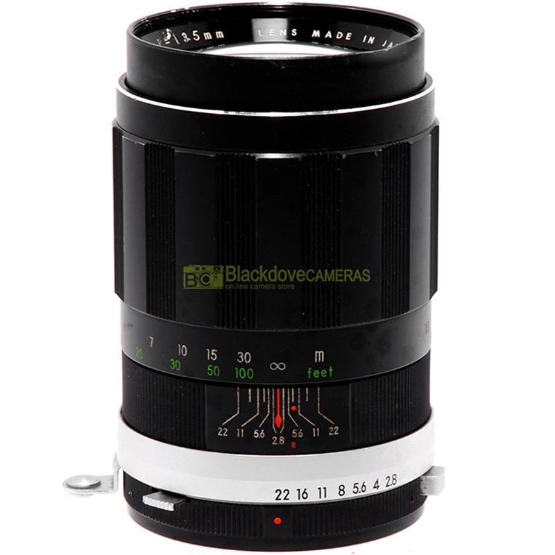 Miranda 135mm. f2,8